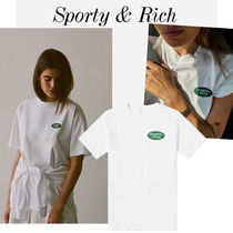 ▼Sporty & Rich▼超人気 レア Land Rover ロゴ Tシャツ