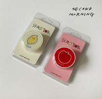 【second morning】韓国発★ LEMON&APPLE SEMO TOK 2タイプ