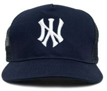 NAVY【在庫あり】UNIFORM STUDIOS NY CUSTOM TRUCKER MESH HAT