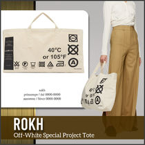 [Rokh] Off-White Special Project Tote 送料関税込