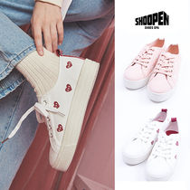 SHOOPEN(シューペン) スニーカー SHOOPEN x rolarolaコラボ★LOLA LOLA LOVE THOUNDER SNEAKERS