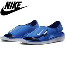☆NIKE キッズ SUNRAY ADJUST5 V2 GS/PS GAMERL 国内発送 正規品