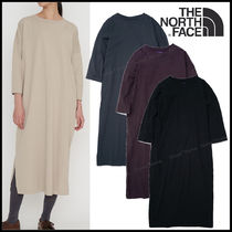 国内発 THE NORTH FACE PURPLE LABEL Cotton Dress スリットが◎