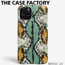 THE CASE FACTORY IPHONE 11 PRO MAX SNAKE パイソン柄 ケース