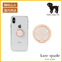 【Kate Spade】spade flower ring stand◆国内発送◆