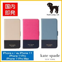 【Kate Spade】spencer magnetic wrap iphoneケース◆国内発送◆