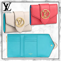 ◆Louis Vuitton 20PF 最新作◆ポンヌフコンパクト財布◆2色展開