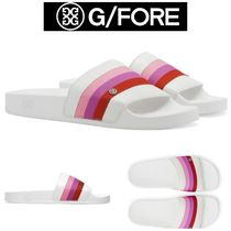 G FORE(ジーフォア) サンダル・ミュール 【G /FORE 】●残りわずか●LIMITED EDITION GROSGRAIN SLIDE