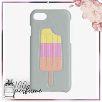 THE CASE FACTORY*iPhone SE/7/8 POPSICLE ナッパレザー ケース