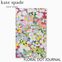 【kate spade】FLORAL DOT JOURNAL【国内配送】