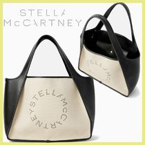 Stella McCartney☆Stella Logo Tote Bag☆ロゴトート ☆送料込