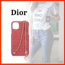 海外限定【Dior】IPHONE 11 PRO MAX LADY DIOR用ケース