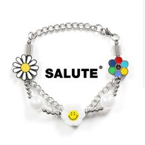 【SALUTE】Flower Anarchy PEARL CHARMS ブレスレット