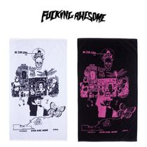 【Fucking Awesome】Physical Astral Towel/大判タオル/SS20