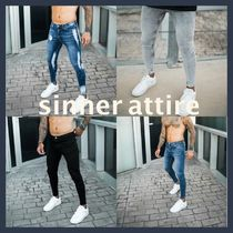 【SINNERS ATTIRE】NON RIP SPRAY ON JEANS*関税送料込