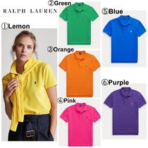 【Ralph Lauren】●ポロシャツ●Classic Fit Mesh Polo Shirt