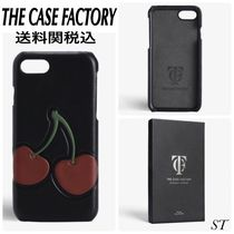 SALE!THE CASE FACTORY iPhoneSE/7/8 チェリーケース 送関込