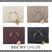 即発★See by Chloe★Hana Trifold Small Wallet 三つ折財布