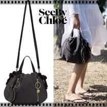 即発★See by Chloe★Flo Mini Crossbody 2WAY CHS18AS964390