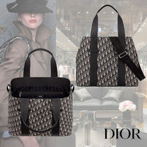 【2020SS】Dior Oblique トートバッグ 魅力的なサイズ感と機能性