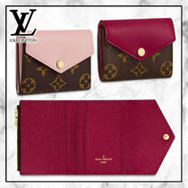 ◆Louis Vuitton 20PF 最新作◆ポルトフォイユ・ゾエ◆2色展開
