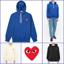 [COMME DES GARCONS] PLAY PULLOVER HOODY (送料関税込み)