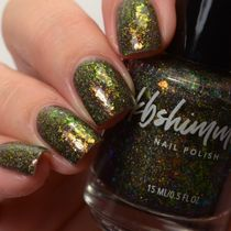 KBShimmer☆可愛いネイル(Hanging With My Grill Friends)