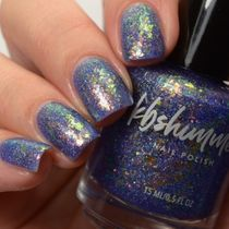KBShimmer(ケイビーシマー) マニキュア KBShimmer☆可愛いネイル(Zoom With A View Flakie Nail)