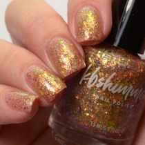 KBShimmer☆可愛いネイル(Are You Kitten Me? Flakie Nail)