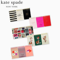 【kate spade】Notepad Set of 3【国内配送】