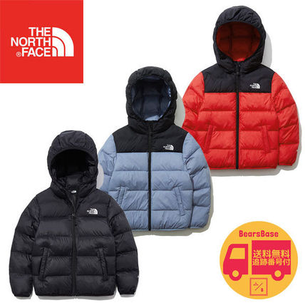 THE NORTH FACE(ザノースフェイス) キッズアウター THE NORTH FACE K'S T-BALL NUPTSE EX HOODIE BBM1299 追跡付