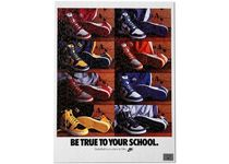 Nike(ナイキ) ホビー・カルチャーその他 Nike Vintage Ad 1986 Be True Puzzle ナイキ パズル