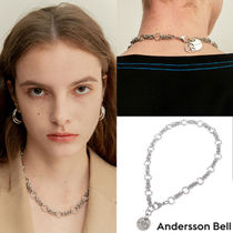 ★ANDERSSON BELL★ 日本未入荷 UNISEX GOTHIC CHAIN NECKLACE
