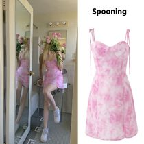 【SPOONING】HAILEY DRESS (Pink)