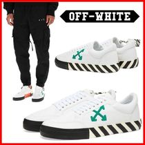 Off-White_Arrows Logo Vulcanized Low-top sneakers☆正規品☆
