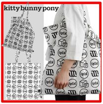 韓国の人気☆【kitty bunny pony】☆rmaison KBP SEOUL eco bag