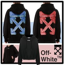 ★送料・関税込★Off-White★MARKER ARROWS OVER フーディ★