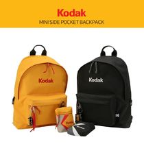 【KODAK】Mini Side Pocket Backpack 2色