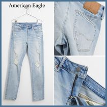American Eagle Outfitters/*ダメージスキニーフィットジーンズ*