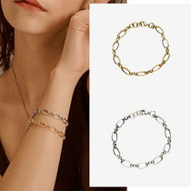 ★HEI(ヘイ)★chunky chain bracelet (2colors)韓国人気