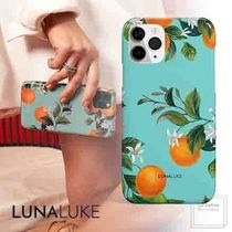 【LUNALUKE】サマーデザイン〇Mint Lemonade☆iPhone&Samsung