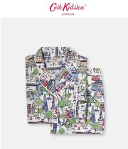 Cath Kidston☆ロンドンビュープリントロングパジャマセット☆