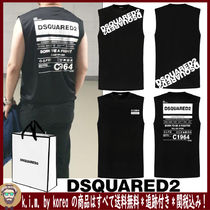 D SQUARED2/OVERSIZE SLEEVELESS1/おすすめ!夏快適アイテム!