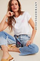 【anthropologie】Upcycle x Anthropologie Love Earth Tシャツ