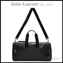 【SAINT LAURENT】CITY LEATHER GYM BAG 関税/送料込