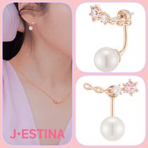 ★J.ESTINA★Joelle Perlina 2wayピアス
