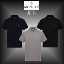 20AW★新作★MONCLER★POLO メンズ ポロシャツ