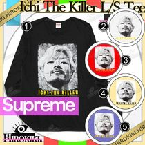 20SS /Supreme Ichi The Killer L/S Tee ロンT 長袖 ザ・キラー