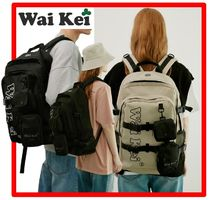 Wai Kei(ワイケイ) バックパック・リュック ★韓国の人気★WAIKEI★Detachable Backpack★兼用