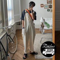 ASCLO Suspender Pants (3color) HM212 追跡付